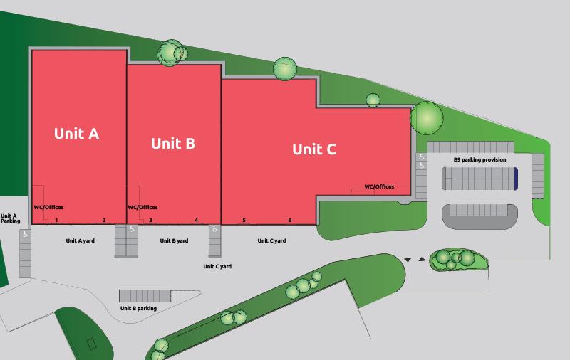 Unit B9 Plan