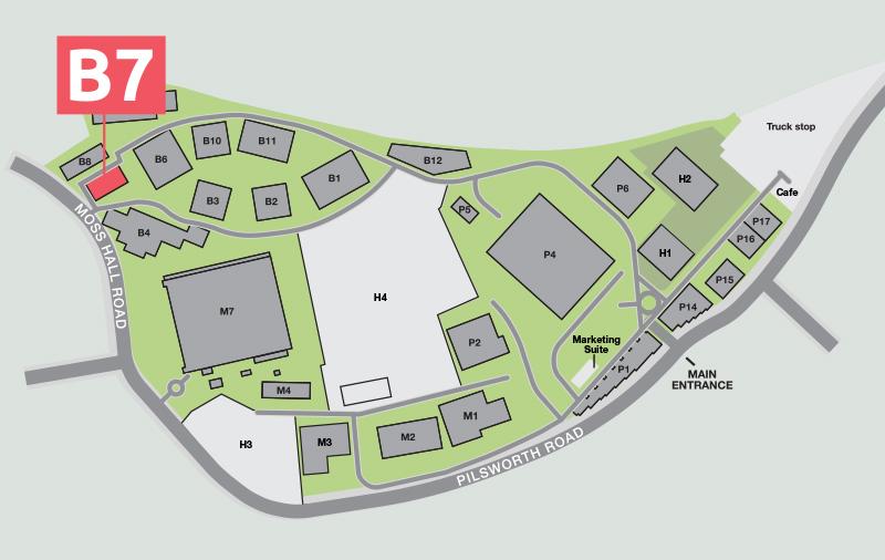 Unit B7 Plan