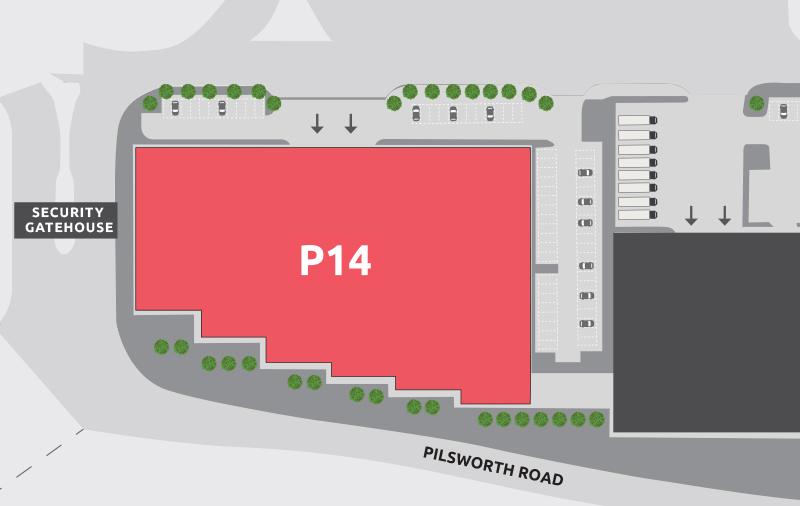 Unit P14 Plan
