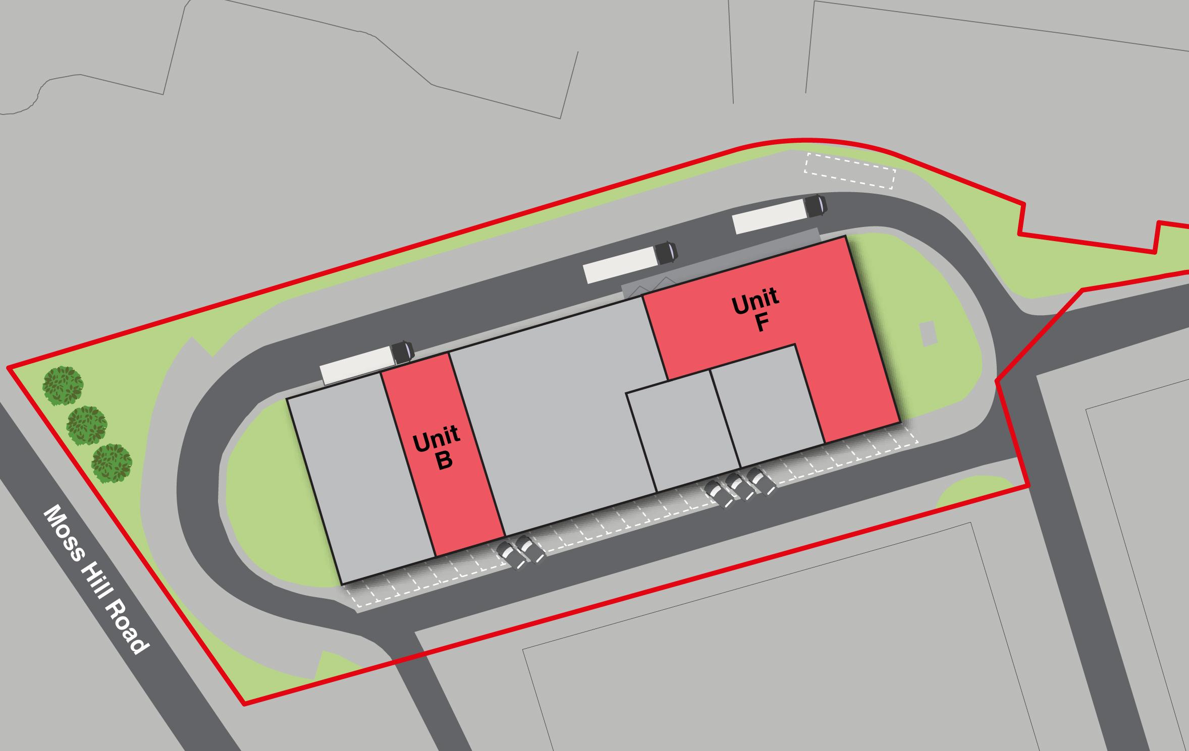 Unit B8 Plan
