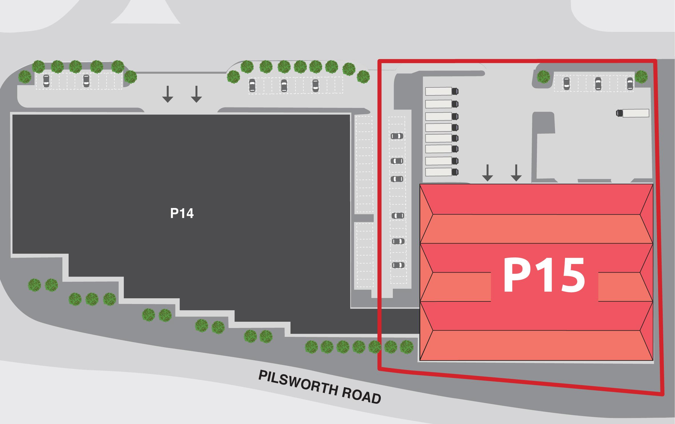Unit P15 Plan