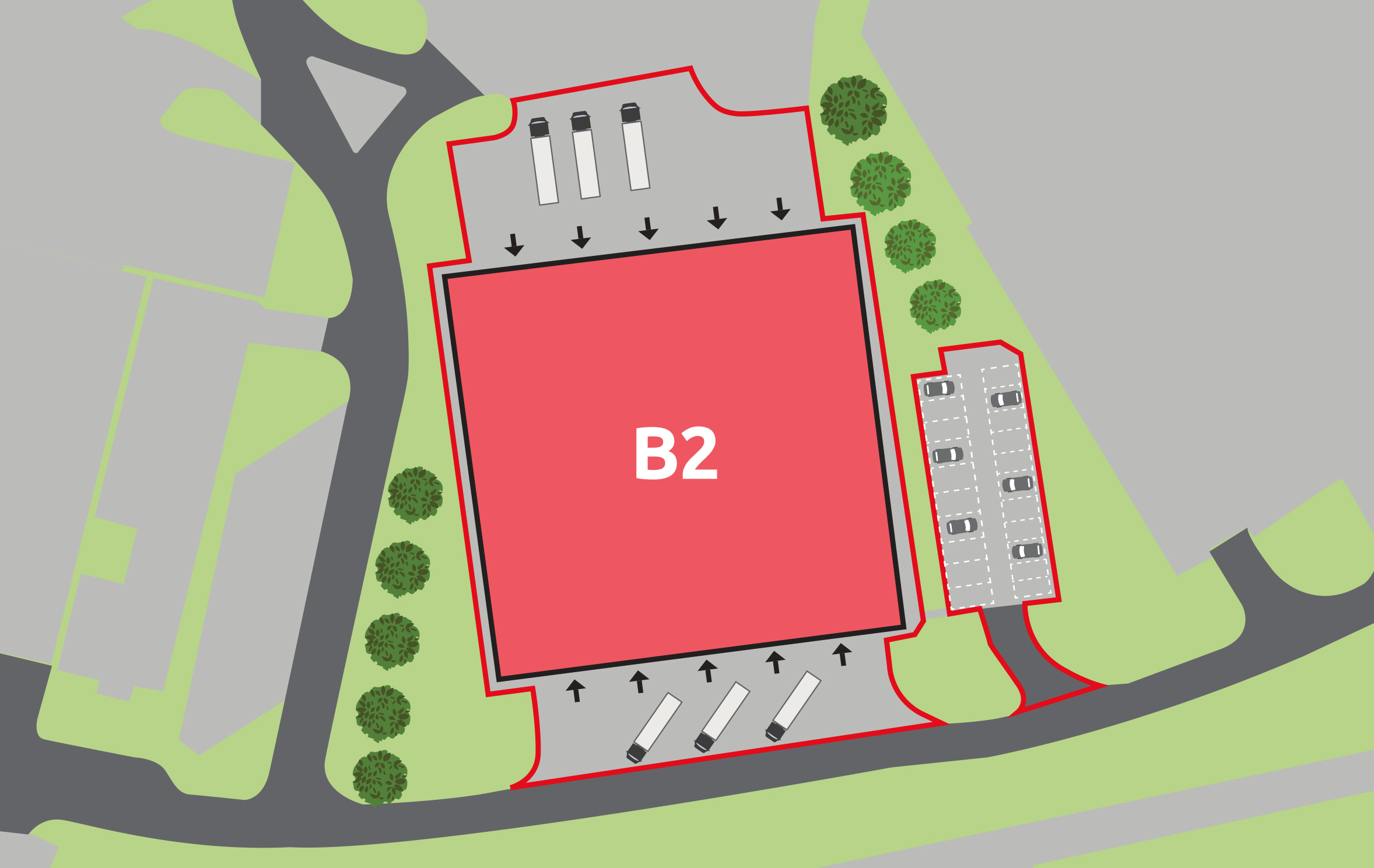 Unit B2 Plan